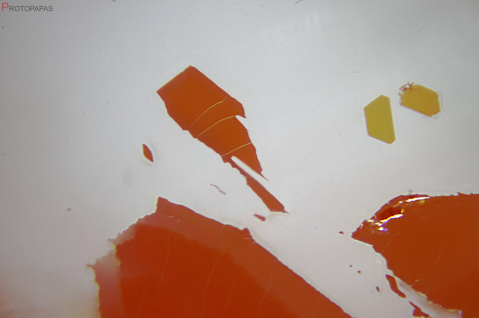 Hematite in Sunstone