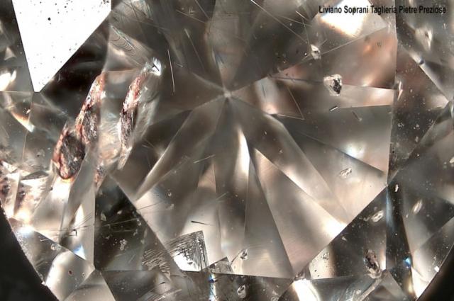 Inclusions in HP-HT Synthetic Diamond - Liviano Soprani