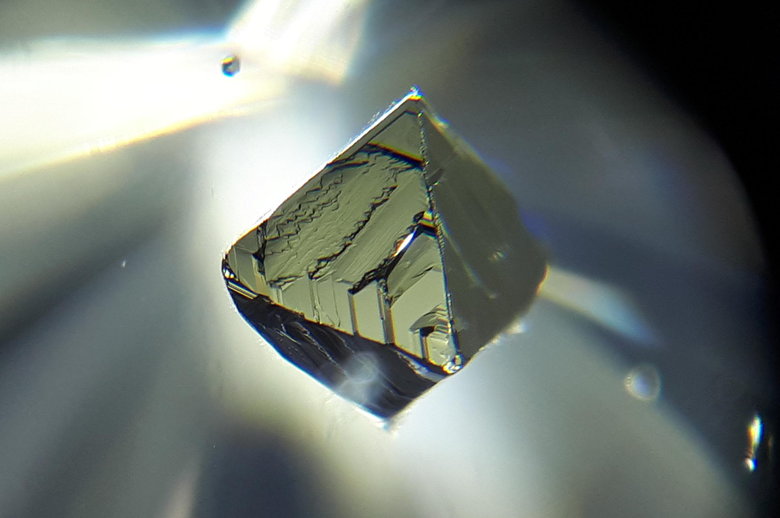 Pyrite inclusions in Quartz - Russia, Astafiewskoe deposit, South Ural (2) - Igor Bolotovski