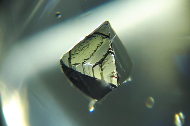Pyrite inclusions in Quartz - Russia, Astafiewskoe deposit, South Ural (3) - Igor Bolotovski
