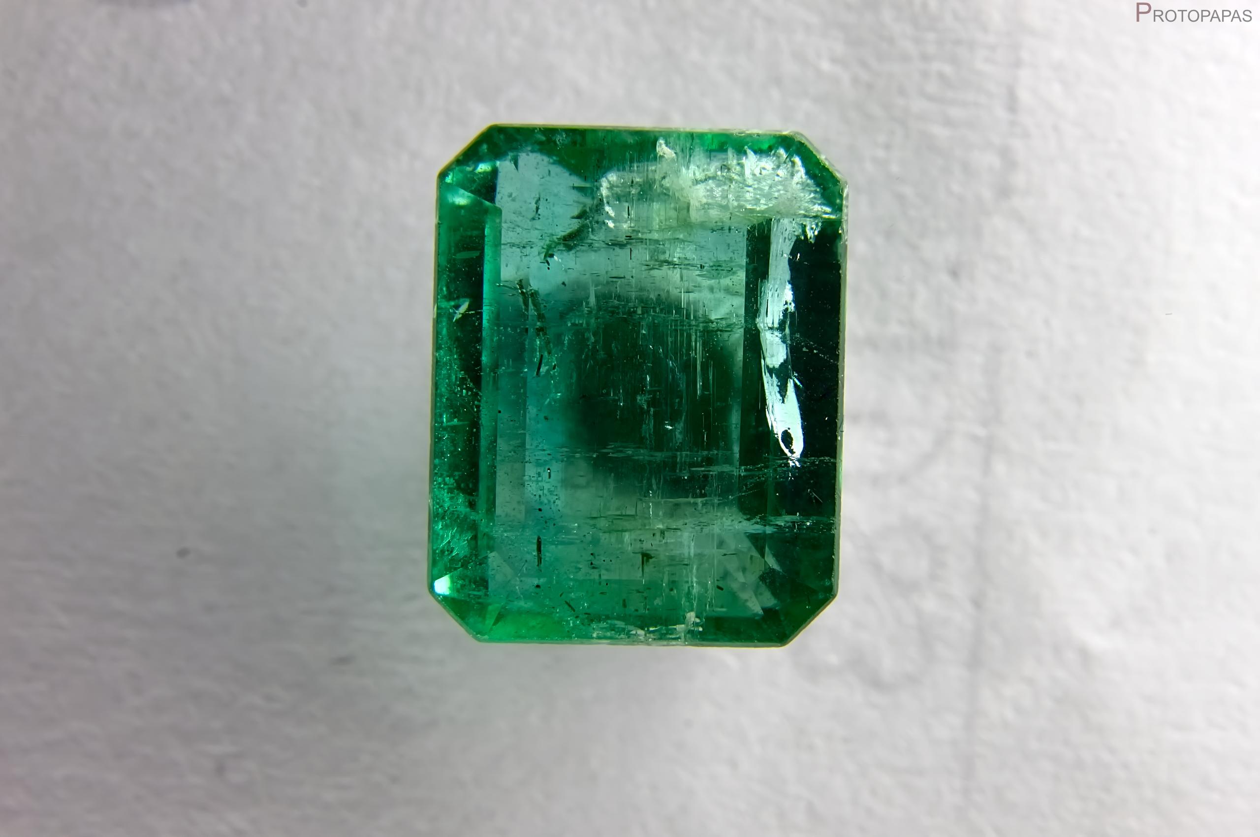 Emerald from Zambia