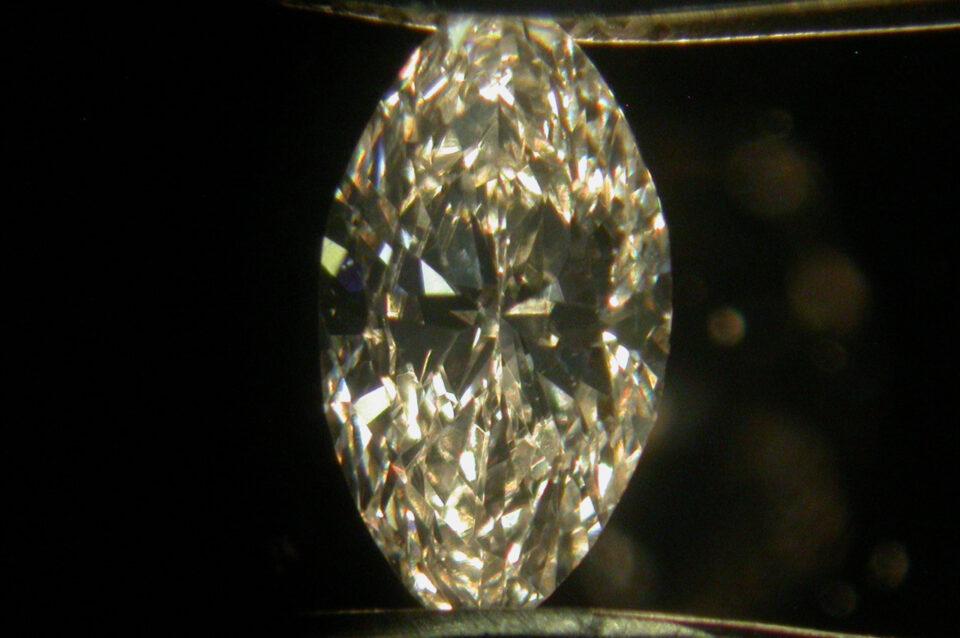 IIa Diamond. Photo by Monica Renna and Salvo Castelli